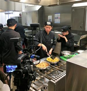 EMUHSD Student Chefs Compete in Game Show-Style Cooking Showdown