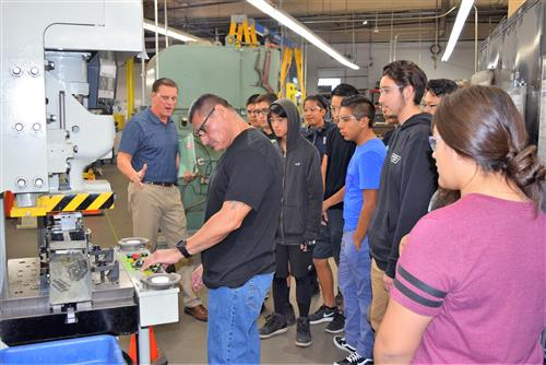 EMUHSD students get behind-the-scenes look at local businesses