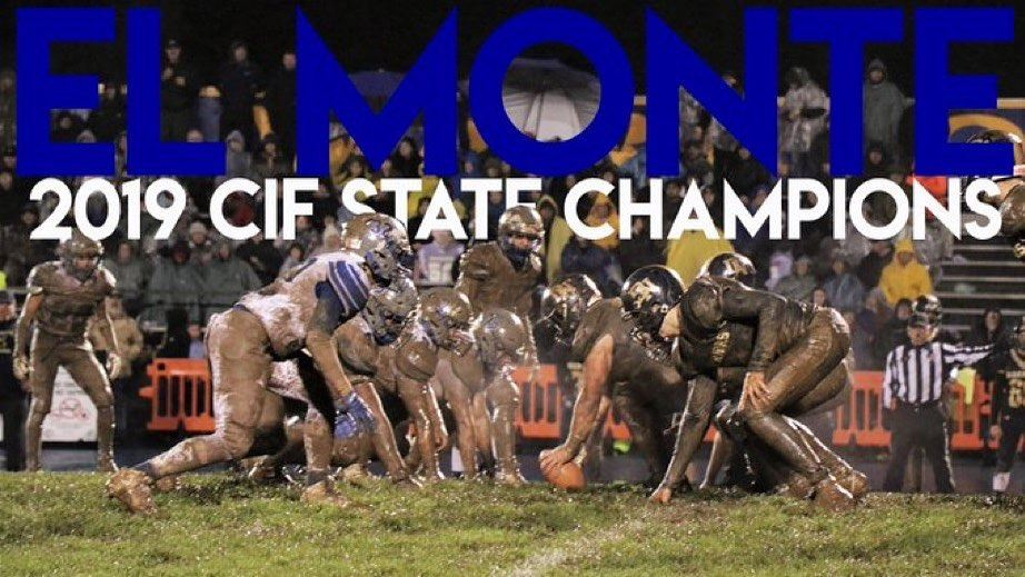 El Monte High to Celebrate Historic CIF State Championship Victory with Parade