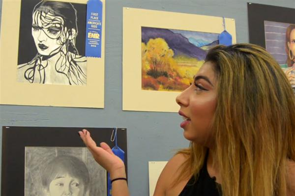 Annual EMUHSD Art Show Showcases Student Work