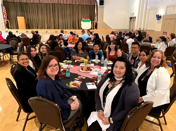 El Monte Union Recognizes Volunteers for their Commitment and Service