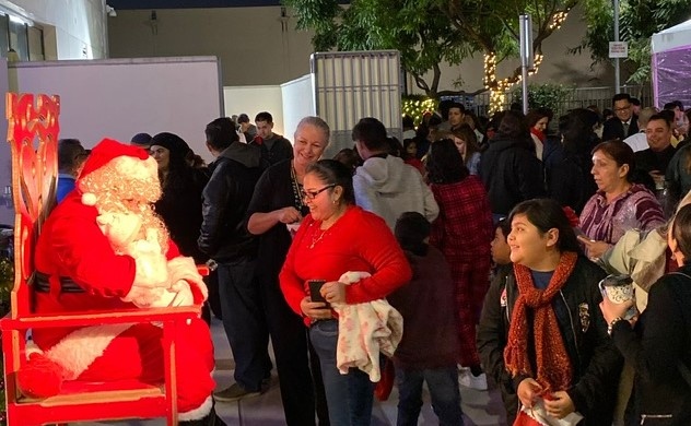 District Celebrates Community with Second Annual Posada