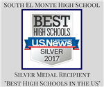 SEMHS Earns Silver Medal for Best High School in the US
