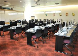 Rosemead High School Media Center Computers