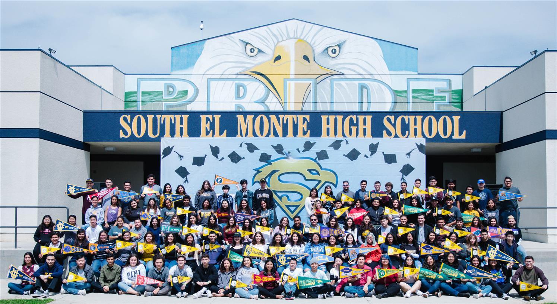 South El Monte HS / Homepage